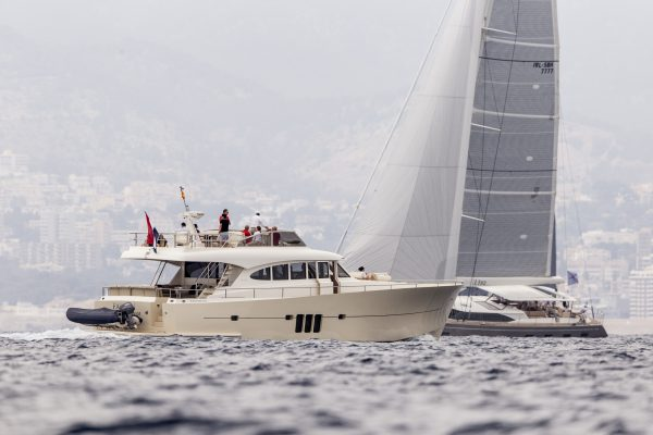 The Superyacht Cup Palma 2019, 23rd running of Europe's largest and longest-running superyacht regatta from 19–22 June 2019.  ©PEDRO MARTINEZ/SAILING ENERGY 21 June, 2019.